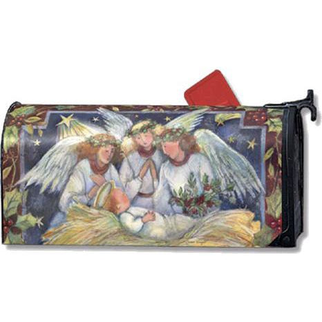 Holy Night Standard Mailbox Cover DISCONTINUED