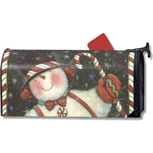 Peppermint Patrick Standard Mailbox Cover - FlagsOnline.com by CRW Flags Inc.