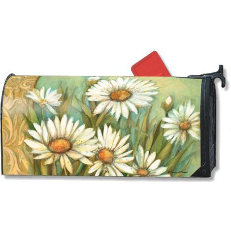 Daisies Standard Mailbox Cover