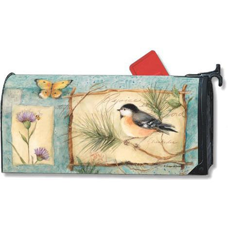 Nature's Song Standard Mailbox Cover - FlagsOnline.com by CRW Flags Inc.