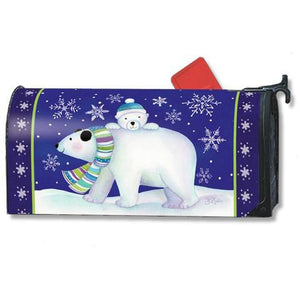 Arctic Pals Standard Mailbox Cover - FlagsOnline.com by CRW Flags Inc.
