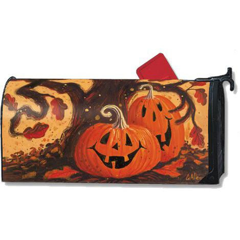 Spooky Tree Standard Mailbox Cover - FlagsOnline.com by CRW Flags Inc.