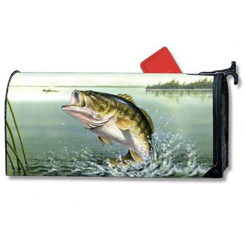 Big Splash Standard Mailbox Cover - FlagsOnline.com by CRW Flags Inc.