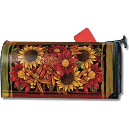 Rusts Of Autumn Standard Mailbox Cover - FlagsOnline.com by CRW Flags Inc.