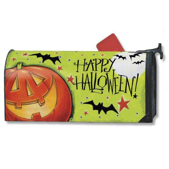 Great Big Pumpkin Standard Mailbox Cover - FlagsOnline.com by CRW Flags Inc.