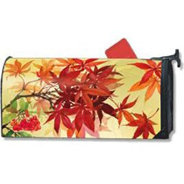 Japanese Maple Standard Mailbox Cover - FlagsOnline.com by CRW Flags Inc.