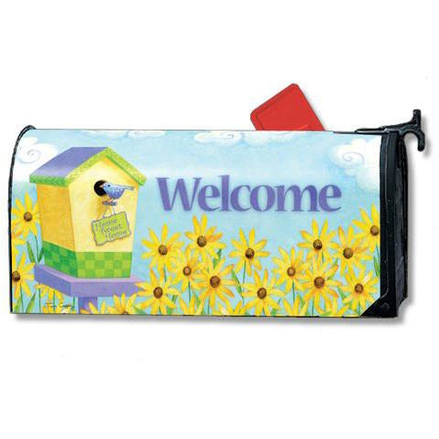 Home Tweet Home Standard Mailbox Cover - FlagsOnline.com by CRW Flags Inc.