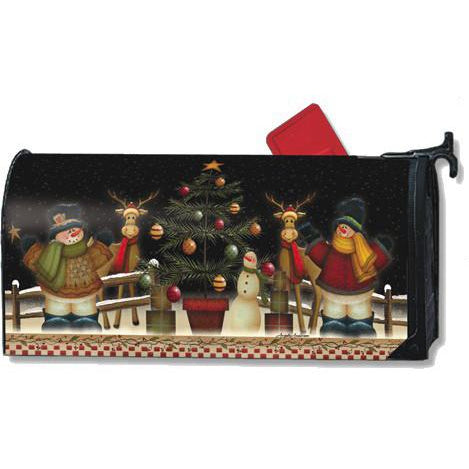 O' Christmas Tree Standard Mailbox Cover - FlagsOnline.com by CRW Flags Inc.