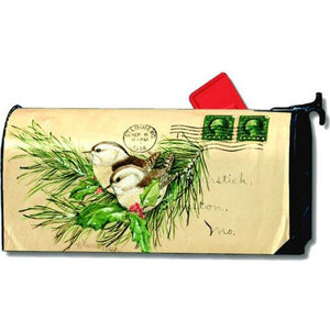 Postage Wrens Standard Mailbox Cover - FlagsOnline.com by CRW Flags Inc.