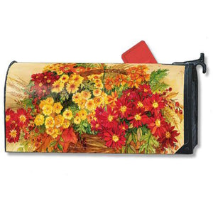 Glorious Mums Standard Mailbox Cover - FlagsOnline.com by CRW Flags Inc.