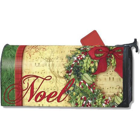 Noel Standard Mailbox Cover - FlagsOnline.com by CRW Flags Inc.