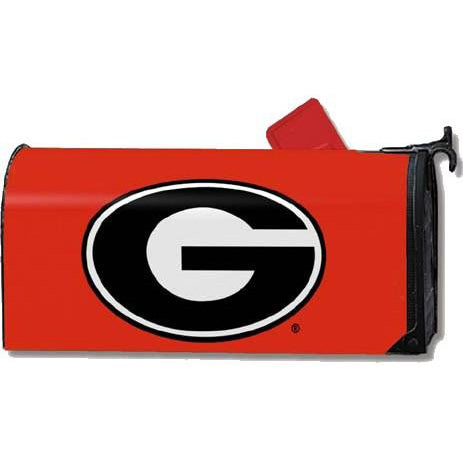 University of Georgia Standard Mailbox Cover- FlagsOnline.com by CRW Flags Inc.
