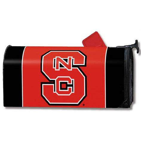 NC State University Standard Mailbox Cover- FlagsOnline.com by CRW Flags Inc.