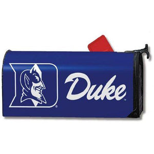 Duke University Standard Mailbox Cover- FlagsOnline.com by CRW Flags Inc.