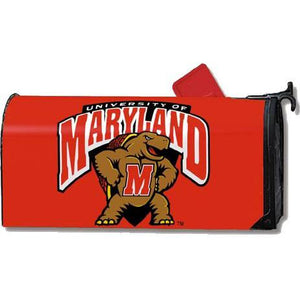 University of Maryland Standard Mailbox Cover- FlagsOnline.com by CRW Flags Inc.