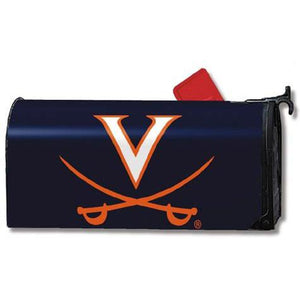 University of Virginia Standard Mailbox Cover- FlagsOnline.com by CRW Flags Inc.
