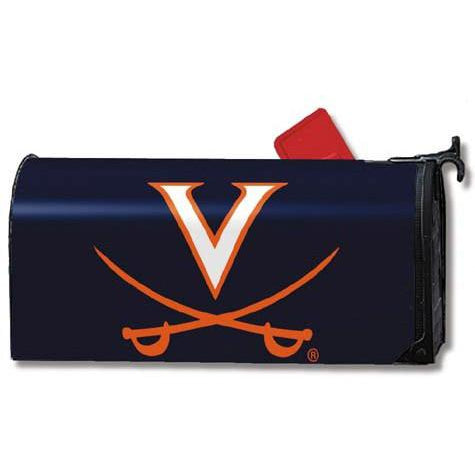 University of Virginia Standard Mailbox Cover