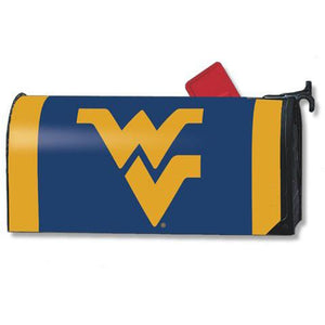 West Virginia University Standard Mailbox Cover- FlagsOnline.com by CRW Flags Inc.