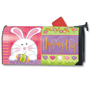Hippity Hop Standard Mailbox Cover - FlagsOnline.com by CRW Flags Inc.