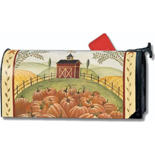 Pumpkin Farm Standard Mailbox Cover - FlagsOnline.com by CRW Flags Inc.