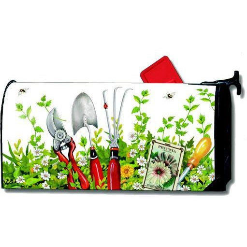 Pocket Garden Standard Mailbox Cover - FlagsOnline.com by CRW Flags Inc.