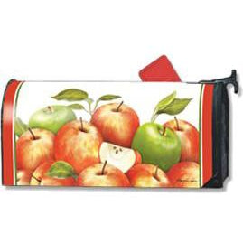Apples Standard Mailbox Cover