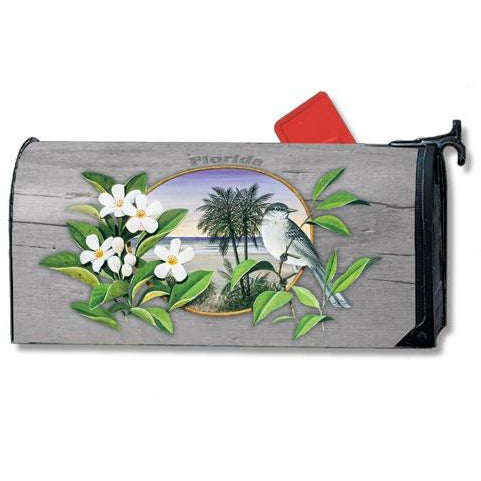 State Bird Florida Standard Mailbox Cover - FlagsOnline.com by CRW Flags Inc.