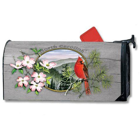 State Bird North Carolina Standard Mailbox Cover - FlagsOnline.com by CRW Flags Inc.