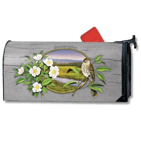 State Bird Georgia Standard Mailbox Cover - FlagsOnline.com by CRW Flags Inc.