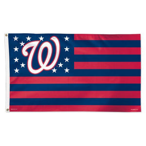 Washington Nationals 3x5ft Deluxe Flag
