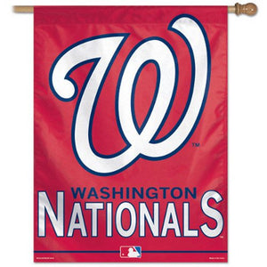 Washington Nationals House Flag
