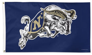 Naval Academy 3x5ft Deluxe Flag