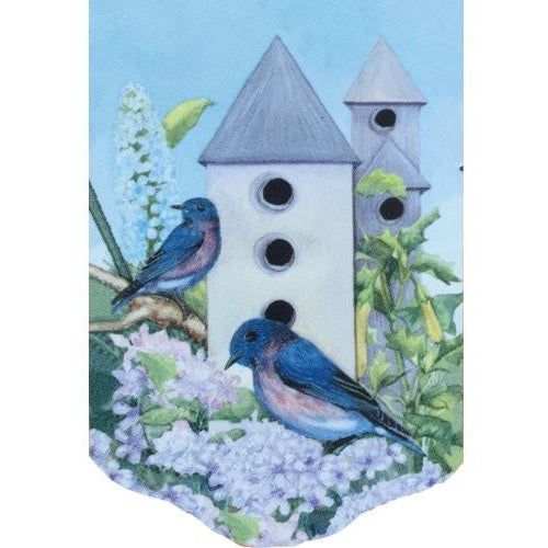 Bluebird - House Flag - FlagsOnline.com by CRW Flags Inc.