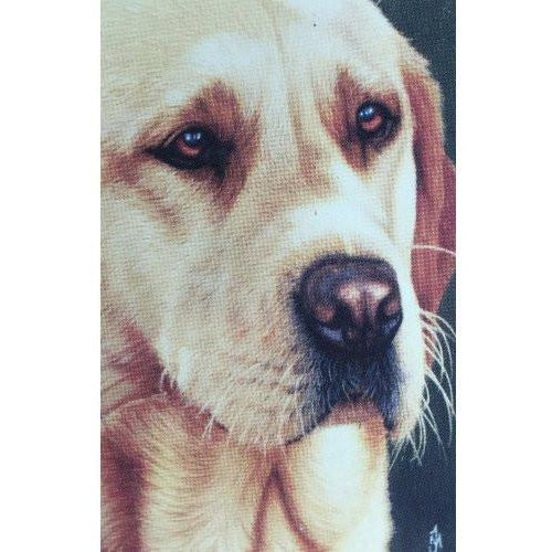 Yellow Lab - House Flag