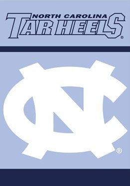 University of North Carolina House Flag 2 Sided