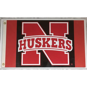 University of Nebraska 3x5ft Flag
