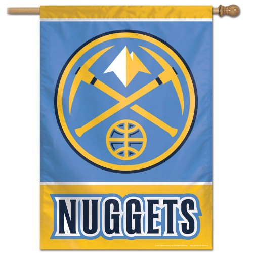 Denver Nuggets House Flag