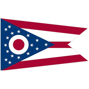 Ohio Flag - Nylon