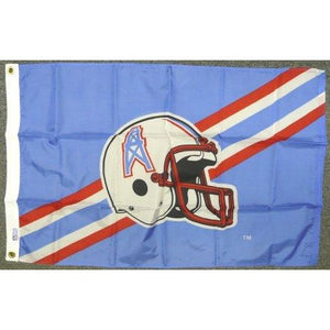 Houston Oilers 2x3ft Flag
