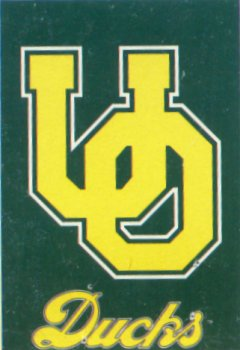 University of Oregon House Flag