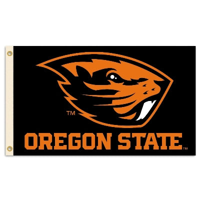 Oregon State University 3x5ft Flag