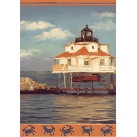Thomas Point Lighthouse - Garden Flag - FlagsOnline.com by CRW Flags Inc.