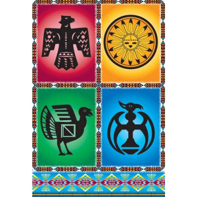 Wind Dancers - Garden Flag