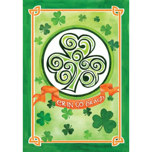 Ireland Forever - Garden Flag - FlagsOnline.com by CRW Flags Inc.