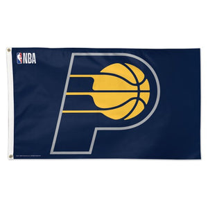 Indiana Pacers 3x5ft Deluxe Flag