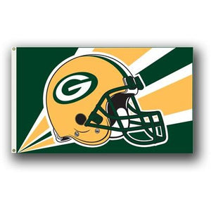Green Bay Packers 3x5ft Flag