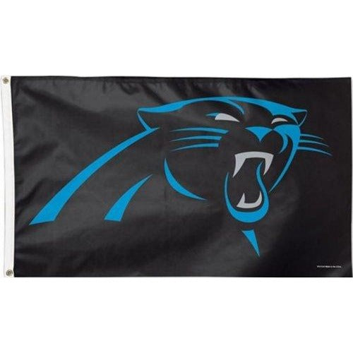 Carolina Panthers 3x5ft Deluxe Flag
