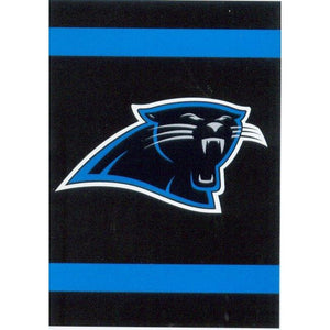 Carolina Panthers House Flag 2 Sided