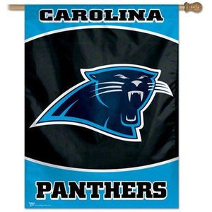 Carolina Panthers House Flag