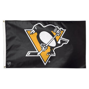 Pittsburgh Penguins 3x5ft Deluxe Flag
